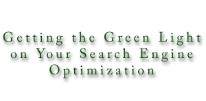Getting the green light on your SEO