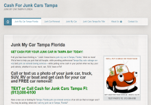 small business web design tampa florida